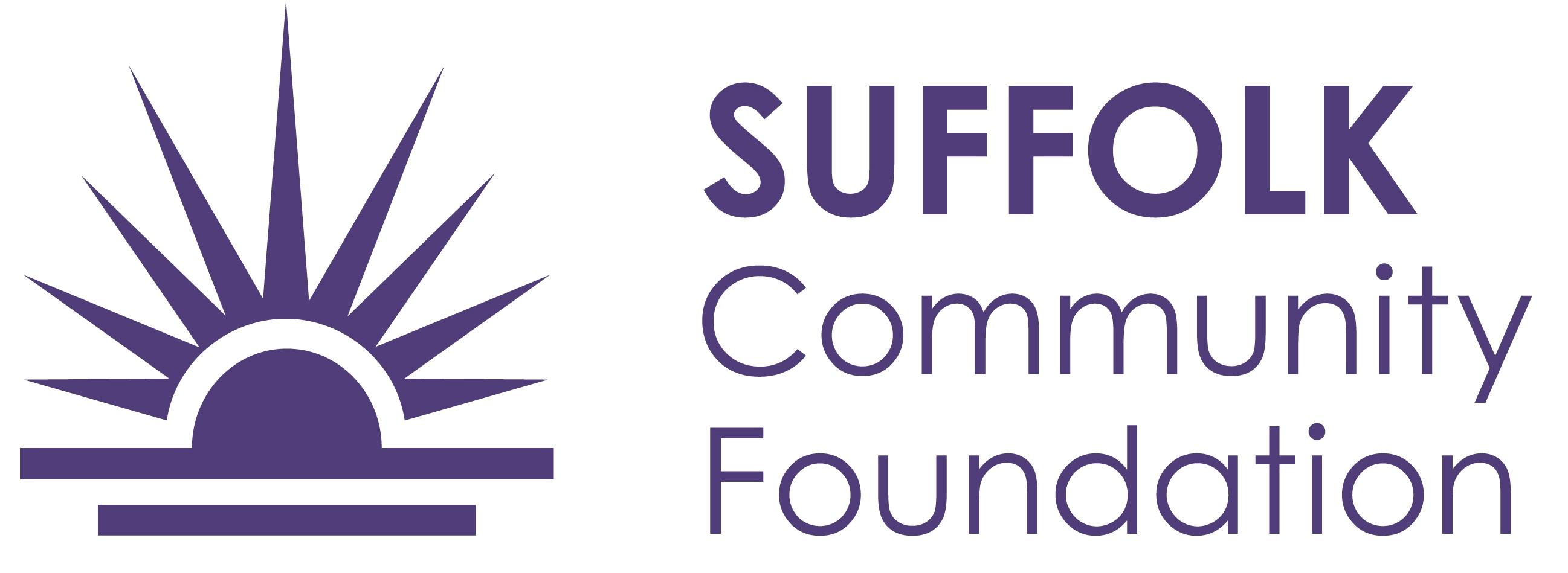 Suffolk Community Foundation logo