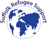 Suffolk Refugee Support Logo