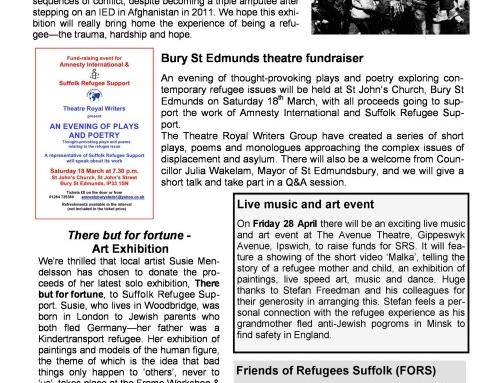 SRS Spring Newsletter