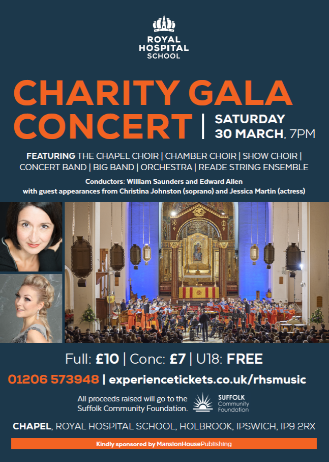Charity Concert to benefit SRS