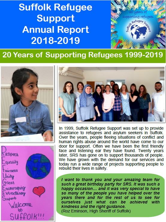 SRS Annual Report 2018/19