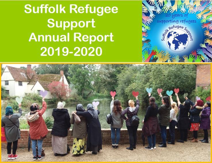 SRS Annual Report 2020