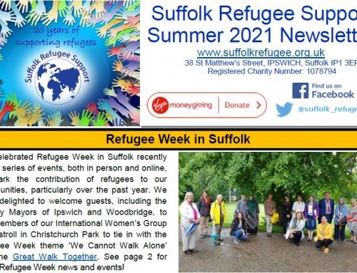 SRS Summer Newsletter