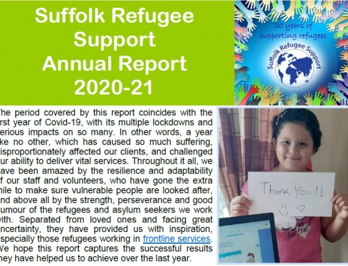 SRS Annual Report